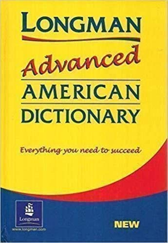 9780582317291: Longman Advanced American Dictionary, Hardcover