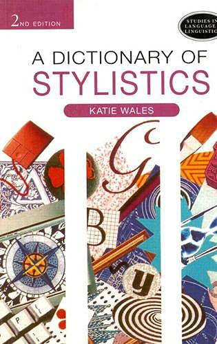 9780582317376: A Dictionary of Stylistics