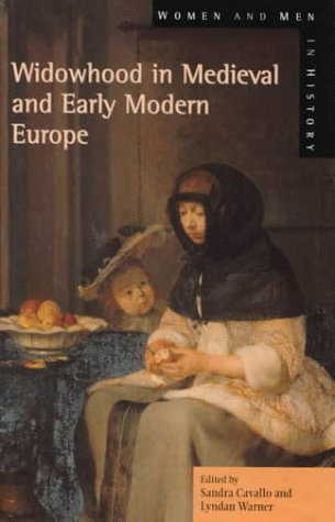 9780582317475: Widowhood in Medieval and Early Modern Europe (Women And Men In History)