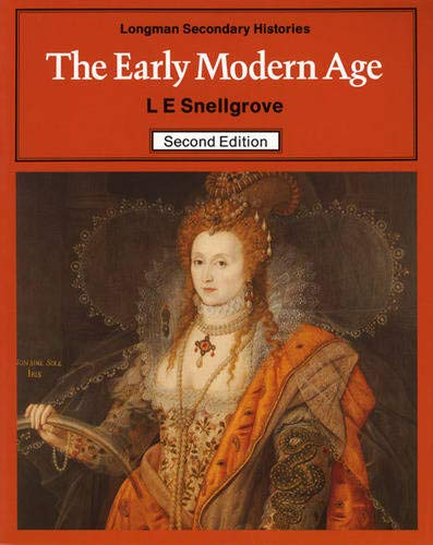 9780582317840: The Early Modern Age (Longman Secondary Histories)
