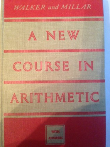 9780582318328: New Course in Arithmetic: Compltet e w. ans