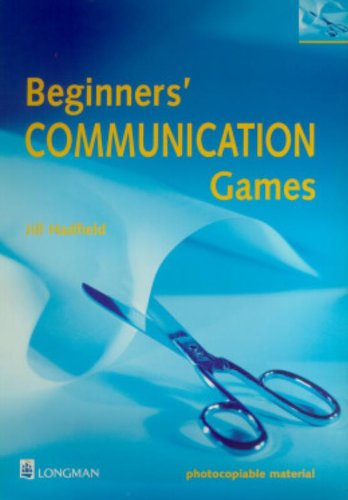9780582318915: Beginners' Communication Games (Methodology Games)