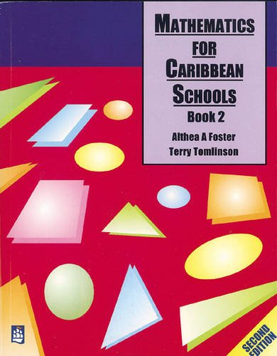 9780582319387: Maths for Caribbean Schools Book 2 (Maths Caribbean Schools) (Bk. 2)