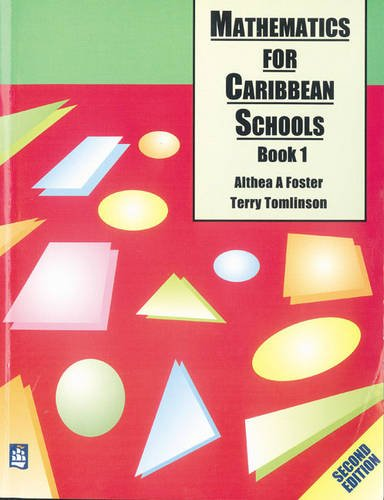 9780582319394: Maths for Caribbean Schools Book 1: Bk. 1 (Maths Caribbean Schools)