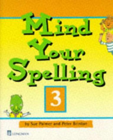 9780582319431: Mind Your Spelling: Bk.3