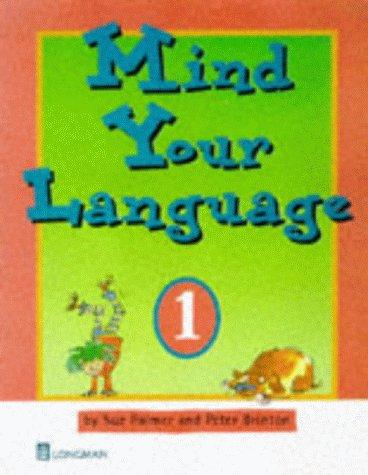 9780582319479: Mind Your Language: Bk.1