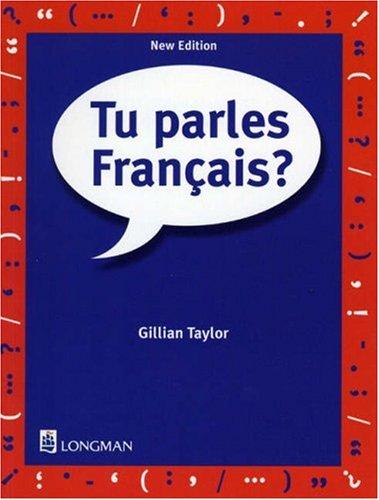 9780582319554: Tu Parles Francais?