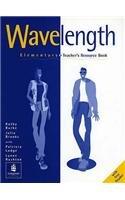 9780582320444: Wavelength Elementary: Teacher's Resource Book (WAVL)