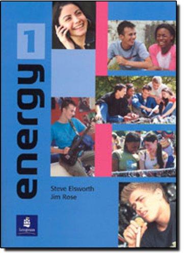 9780582320468: Energy. Student's book-Vocabulary notebook. Per le Scuole superiori: 1