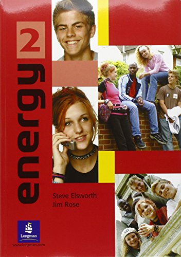 9780582320475: Energy: Student's Book 2 Plus Notebook (Energy)