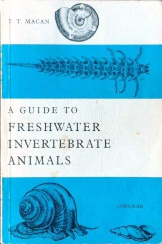9780582322745: A Guide to Freshwater Invertebrate Animals