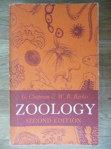 Zoology for Intermediate Students: Chapman, Garth; Barker,