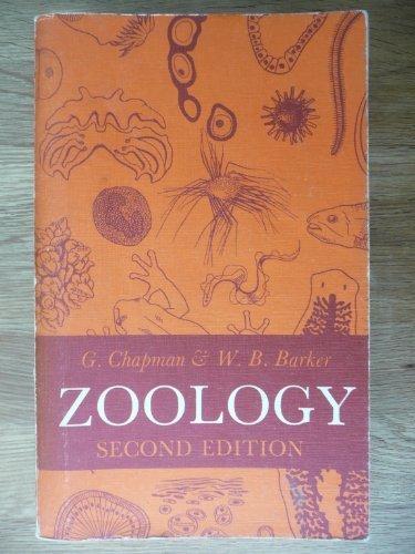 9780582322776: Zoology