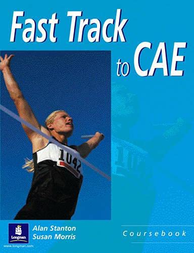 9780582323407: Fast track to Cae. Student's book. Per le Scuole superiori: Coursebook