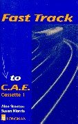 9780582323582: Fast Track to CAE Class Cassette 1-2