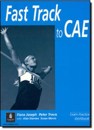 9780582323599: Fast track to Cae. Workbook with key. Per le Scuole superiori: Workbook Pullout Key