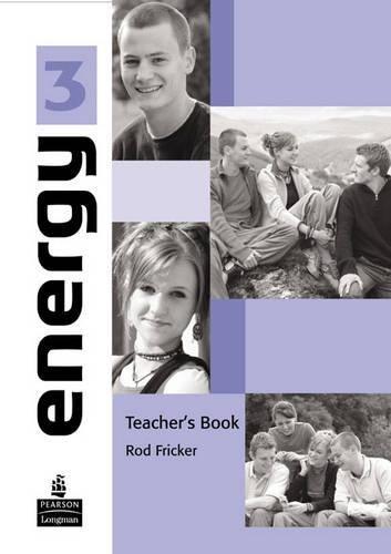 9780582323667: Energy: Teachers Book Bk. 3 (Energy)