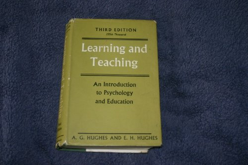 9780582324039: Learning and Teaching