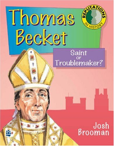 9780582324770: Reputations in History: Thomas Becket Paper