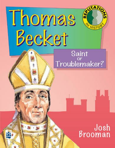 9780582324787: Reputations in History: Thomas Becket Set of 6: Saint or Troublemaker?