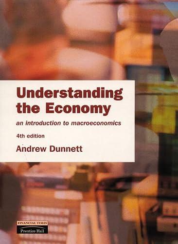 9780582325074: Understanding the Economy: Introduction to Macroeconomics