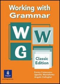 9780582325593: New working with grammar. Per le Scuole superiori