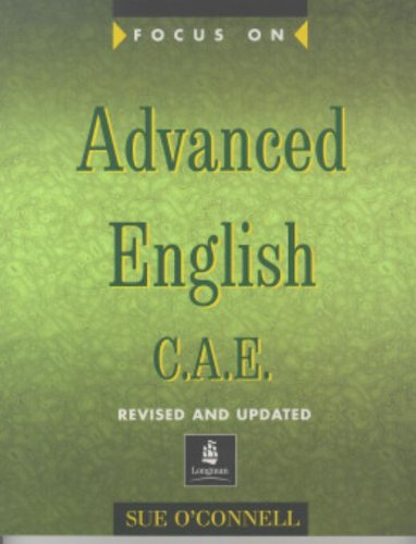 9780582325692: Focus on Advanced English Students Book New Edition