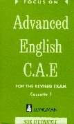 9780582325722: Focus on Adv Eng Course Cassettes 1-2 New Edition Course Cassette 1-2 New Edition: C.A.E.