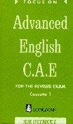 9780582325722: Focus on Advanced English: C.A.E.