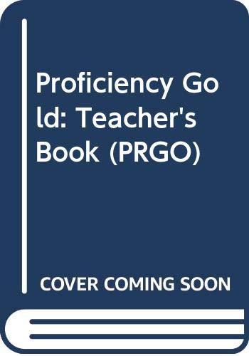 Proficiency Gold: Teacher's Book (PRGO): Stephens, C.