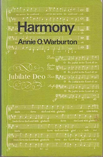 9780582325906: Harmony