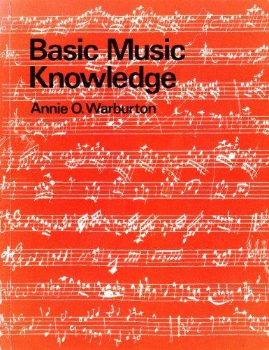 9780582325920: Basic Music Knowledge