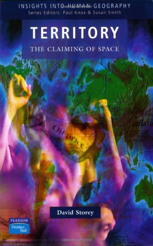 9780582327900: Territory: The Claiming of Space: Tthe Claiming of Space (Insights into Human Geography)