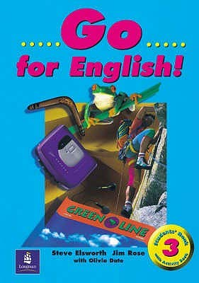 9780582328242: Go for English! Student's Book 3 (Bk. 3)