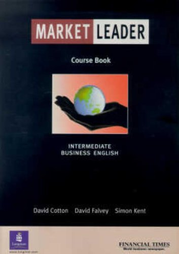 9780582328389: Market Leader: Intermediate Business English