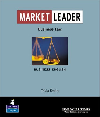 9780582328426: Market Leader Intermediate. Business Law: Business English with the