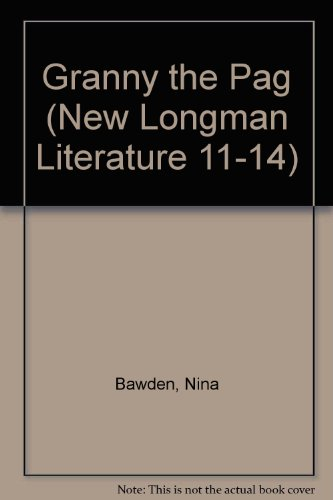 9780582328471: Granny the Pag (NEW LONGMAN LITERATURE 11-14)