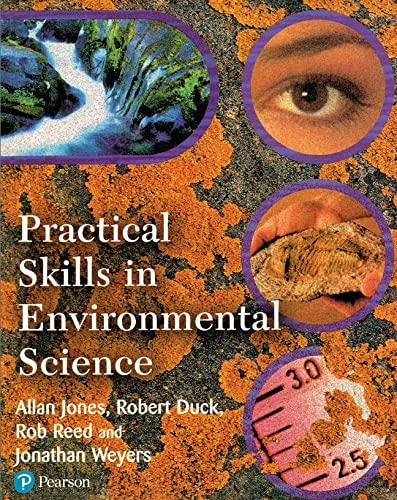 9780582328730: Practical Skills in Environmental Science
