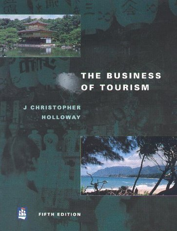 9780582328815: The Business of Tourism