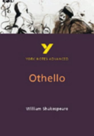 9780582329089: Othello (York Notes Advanced)