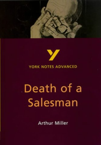 9780582329102: Death of a Salesman (York Notes Advanced)