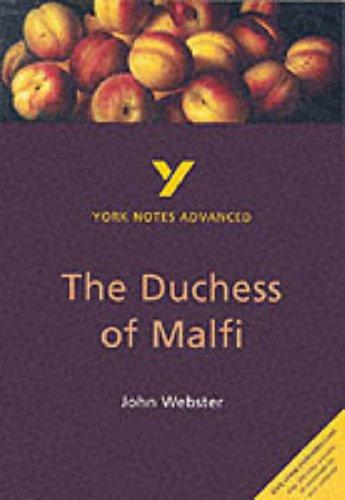 9780582329126: York Notes on John Webster's