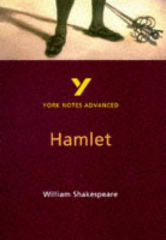 "9780582329171: York Notes on Shakespeare's ""Hamlet"""