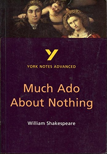 9780582329232: Much Ado About Nothing (York Notes, Advanced)