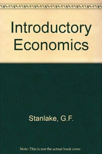 9780582330504: Introductory Economics