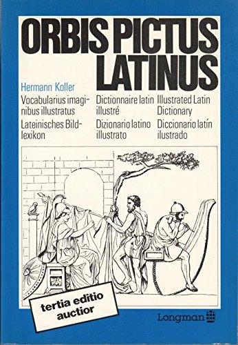 9780582330726: Orbis Pictus Latinus
