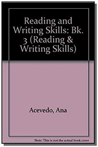 9780582331334: Reading and Writing Skills Skills Book 3 (Reading & Writing Skills) (Bk. 3)