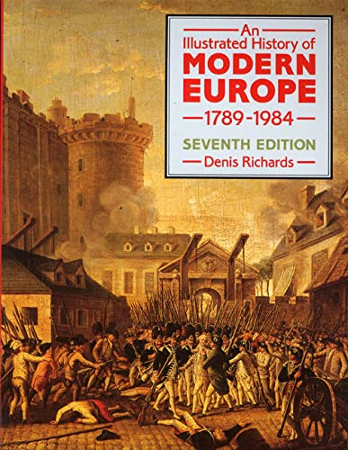 9780582332041: An illustrated history of modern Europe, 1789-1984. Con espansione online. Per il Liceo linguistico