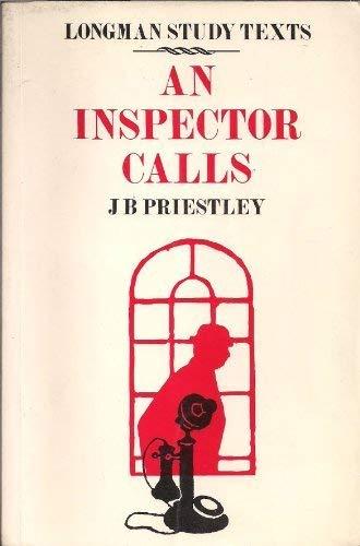 An Inspector Calls (Study Texts): Priestley, J.B.
