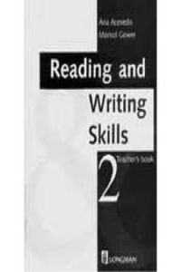 9780582332355: Reading And Writing Skills Teachers Book 2 (Reading & Writing Skills)